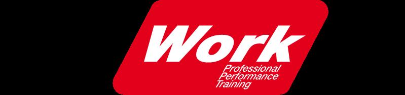 Logo YouWork mit Text